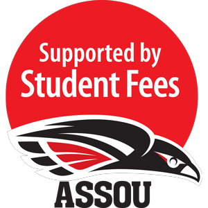 Supported by Student Fees, ASSOU
