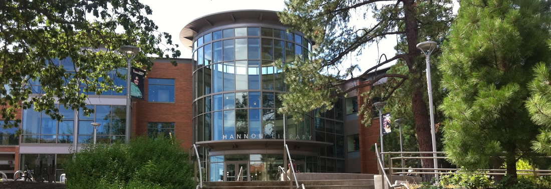 Photo of Hannon Library