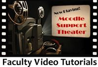 Moodle Support Theater