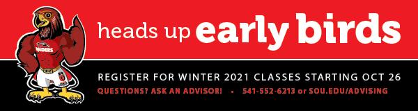 Register for Winter Classes