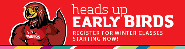 Early Registration Starts Now