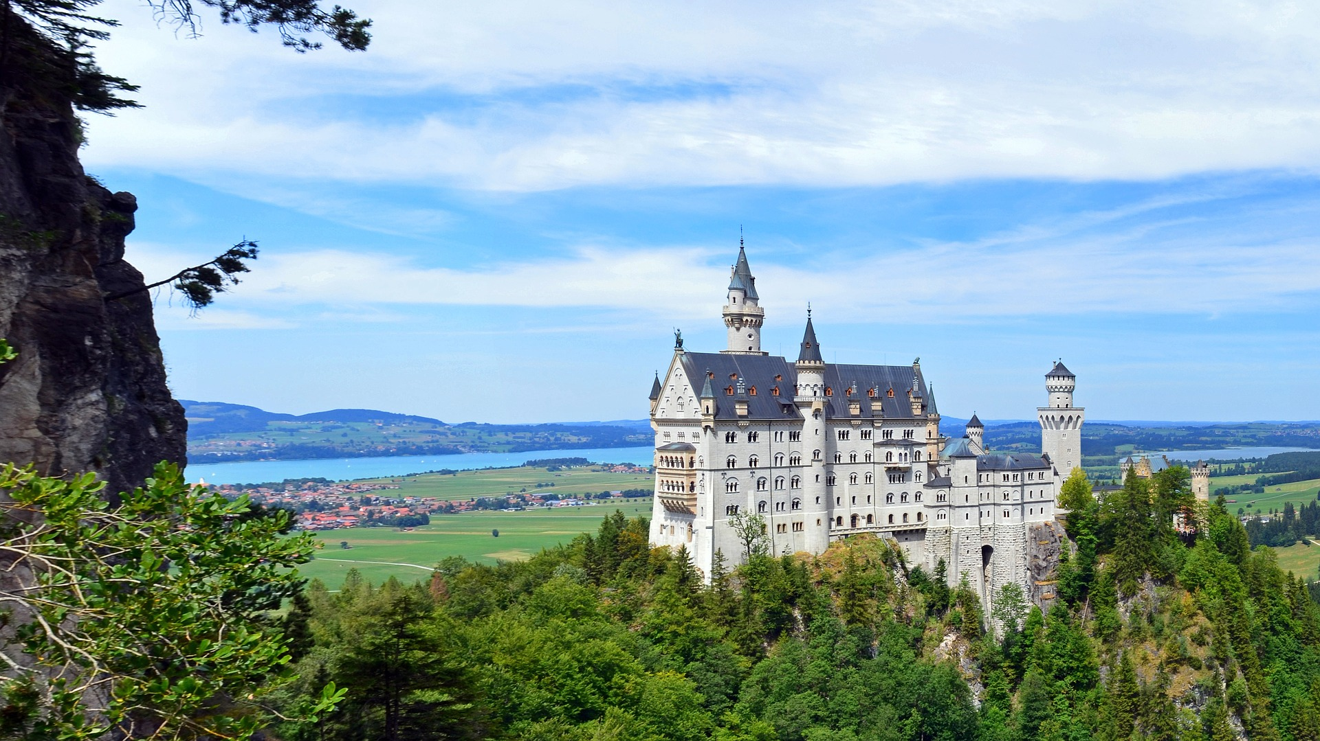 Picture of Neuschwanstein Castle