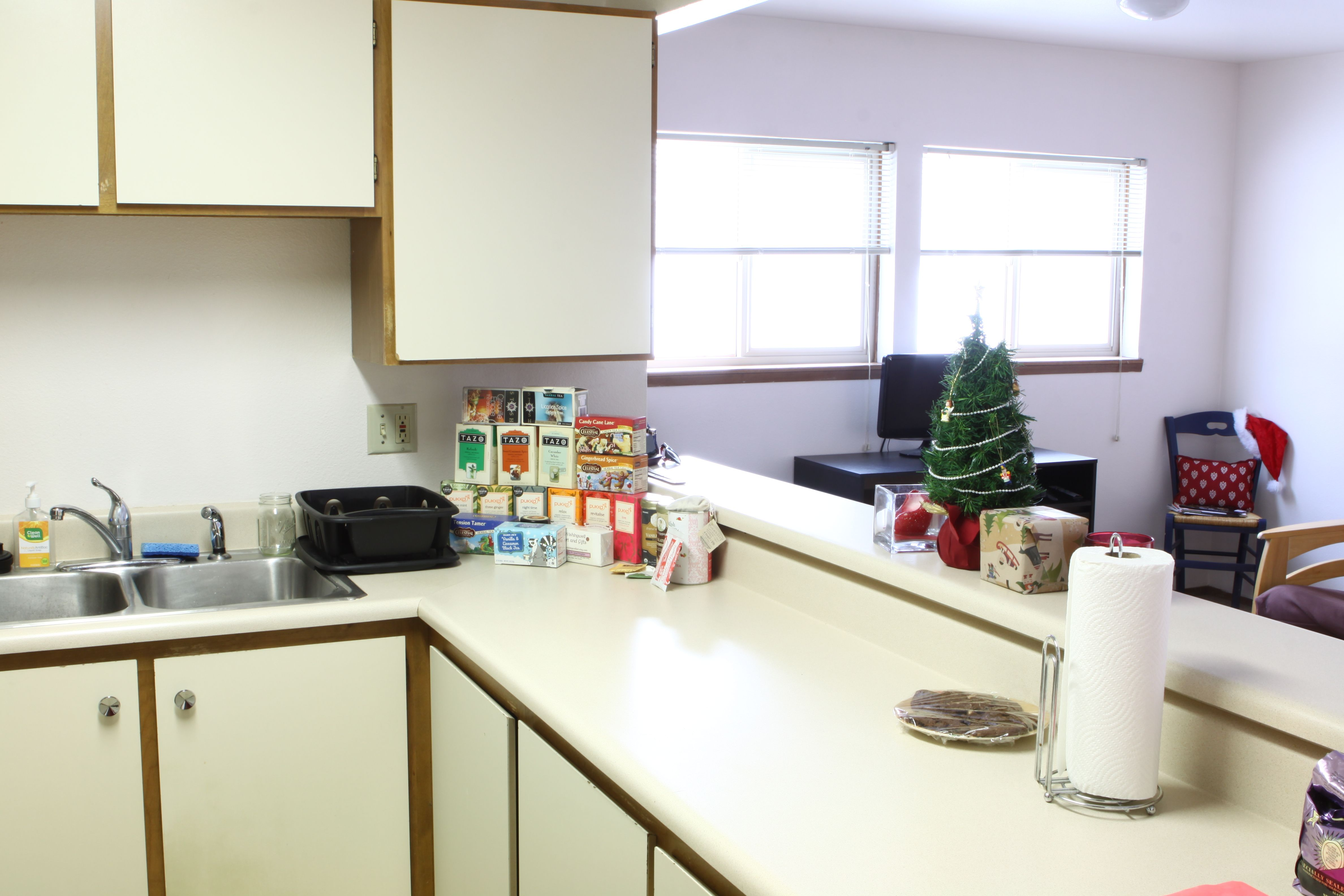 Quincy 2 Bedroom Flat Kitchen