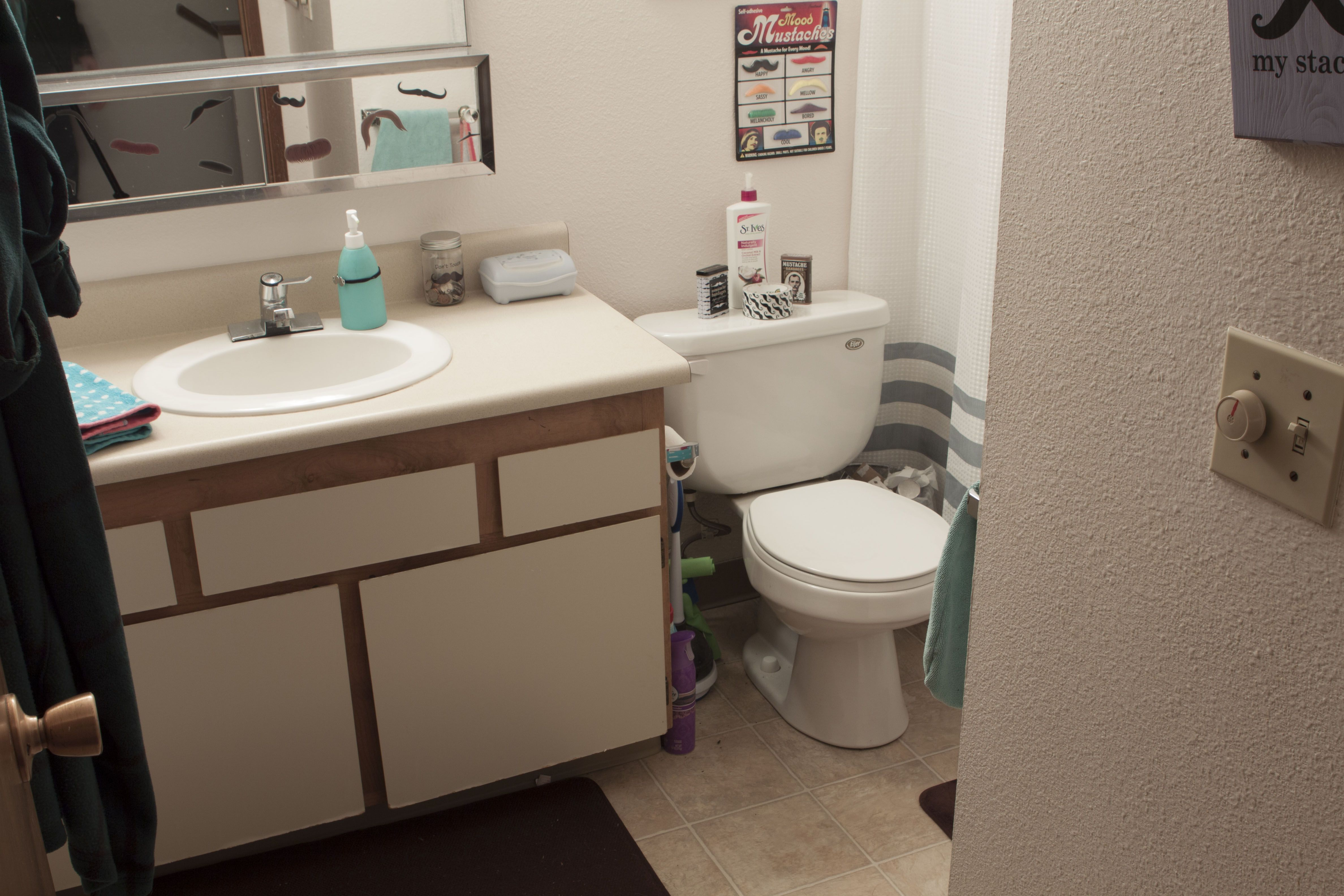 Quincy 2 Bedroom Townhouse Bathroom