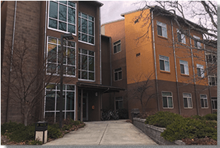 Photo of Madrone Residence Hall