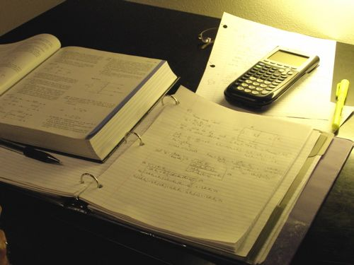 Physics notes and calculator