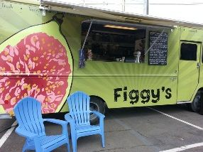 Photo of Figgy's Logo and Food Truck