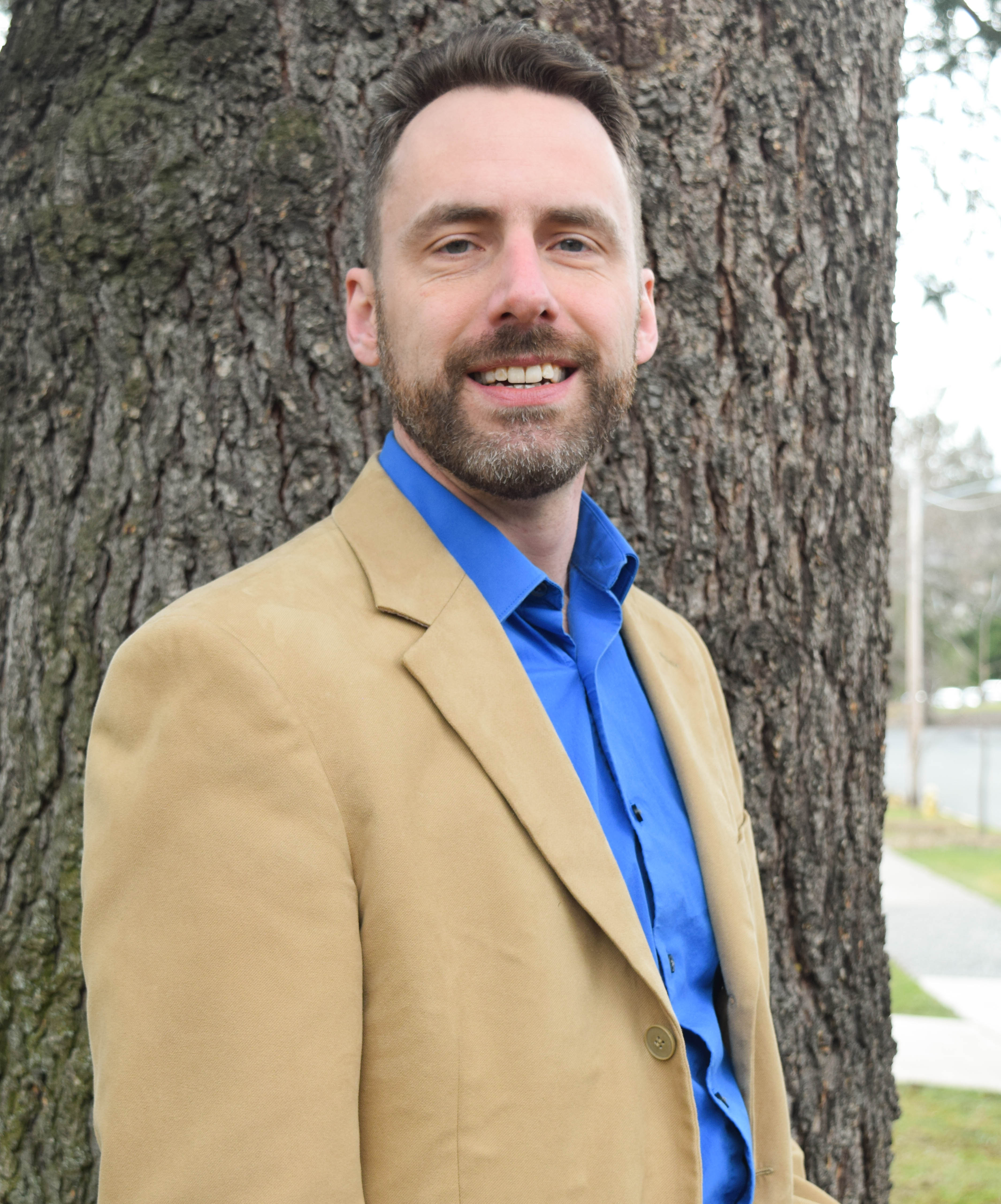 Photo of Dustin Walcher, History and Political Science Program Chair