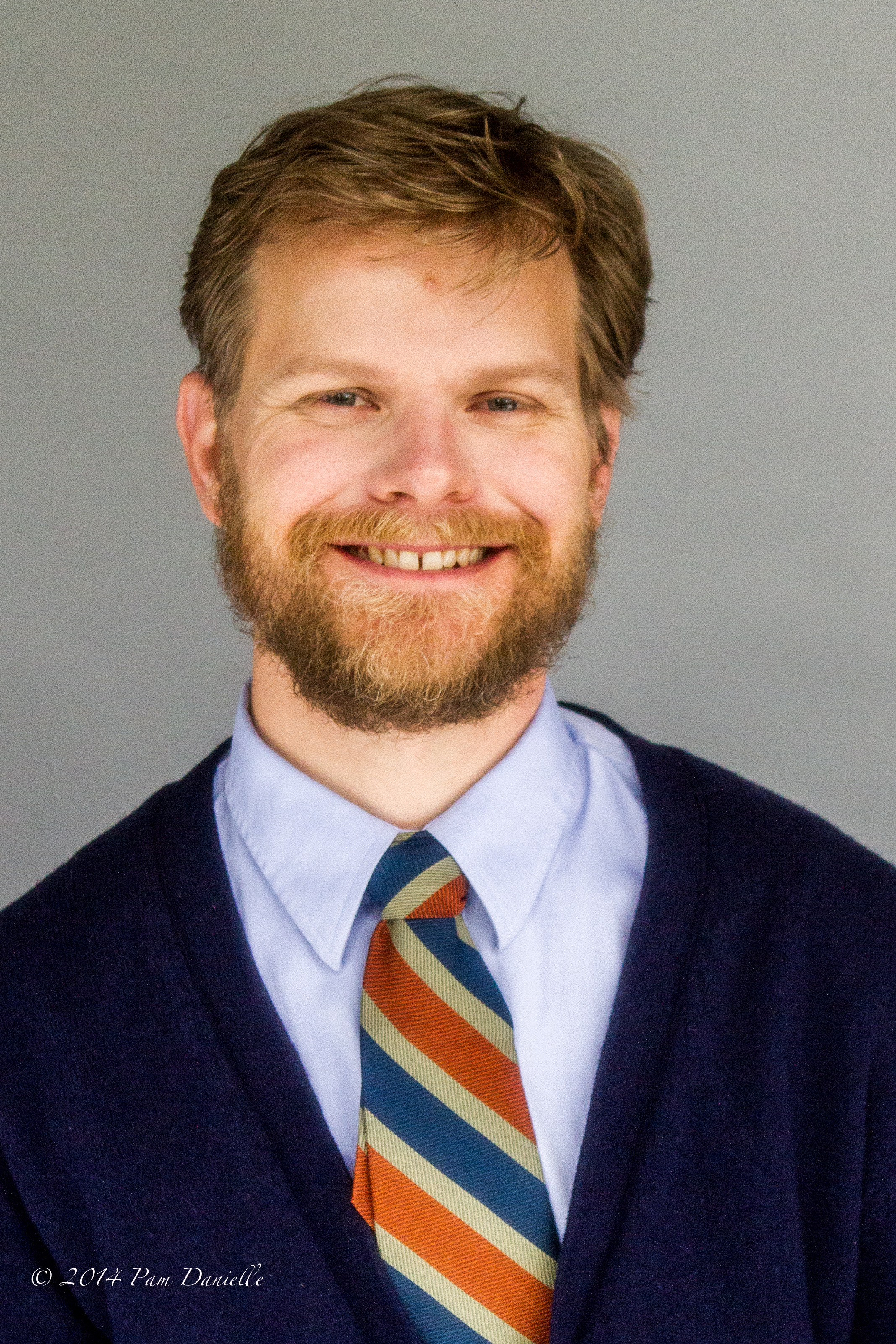 Photo of Cody Christopherson, Psychology Faculty