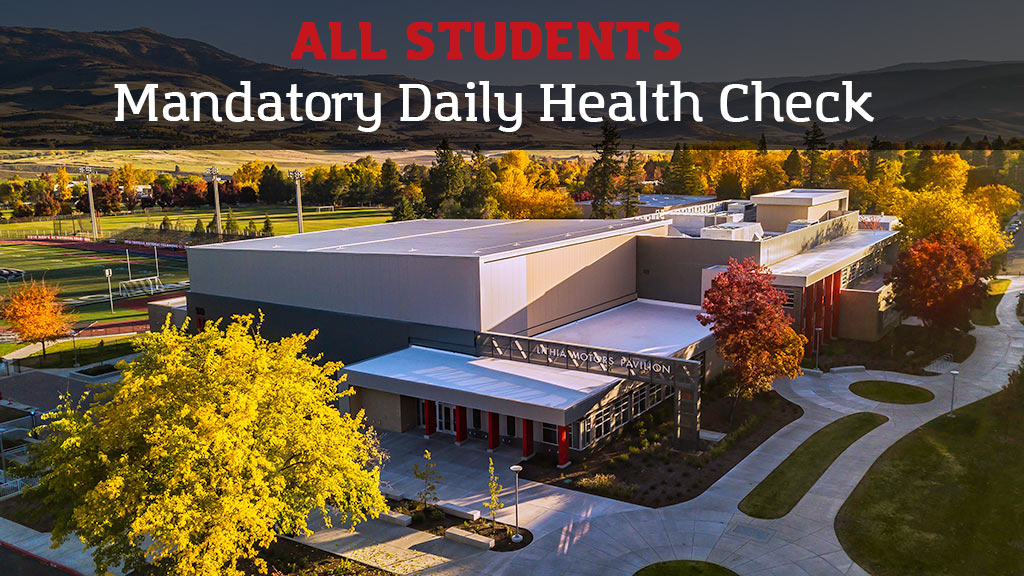 All Students Mandatory Health Check