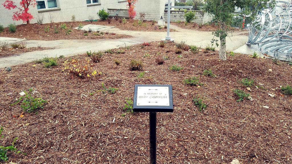 SOU Art Mary Campagna Garden