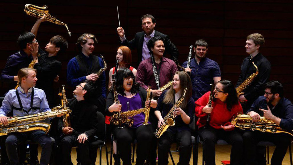 The Oregon Center for the Arts (OCA) at Southern Oregon University presents Groove Machine