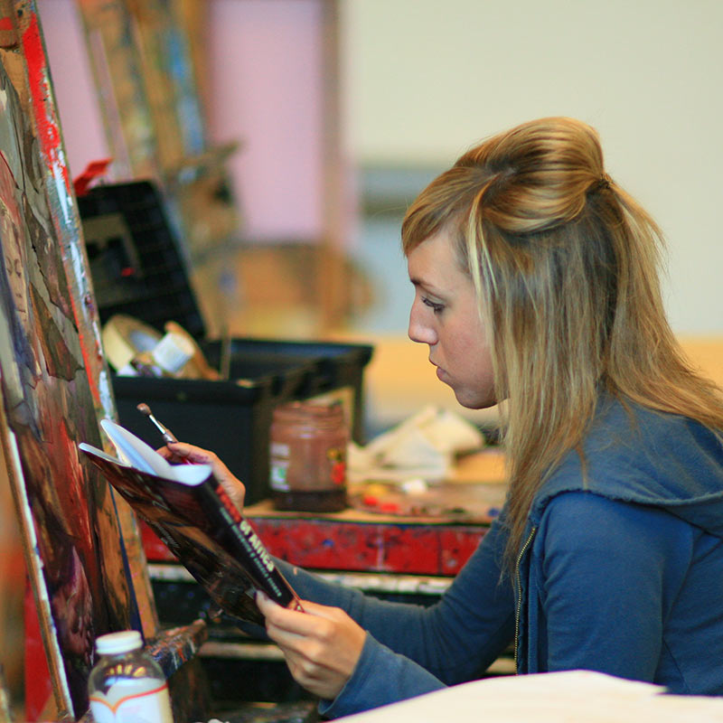 See Details about the SOU Art BFA Degree