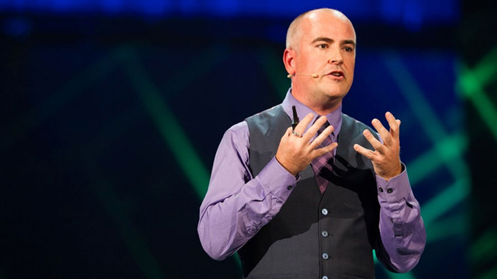 Are you ready for the future? The Bald Futurist to Speak at SOU