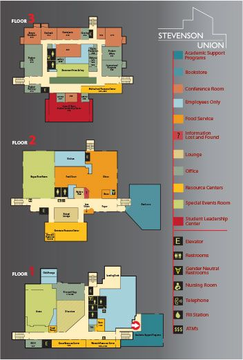 Thumbnail of SU Floorplan Map