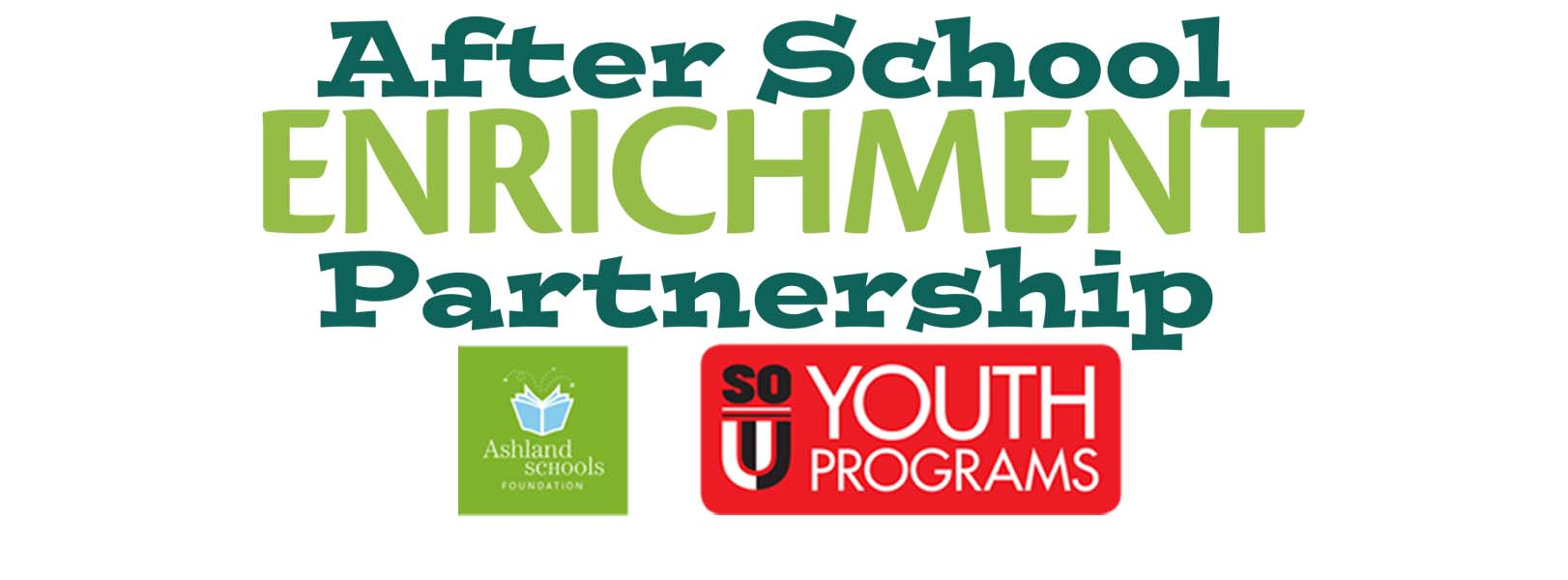 After School Enrichment Partnership Logo