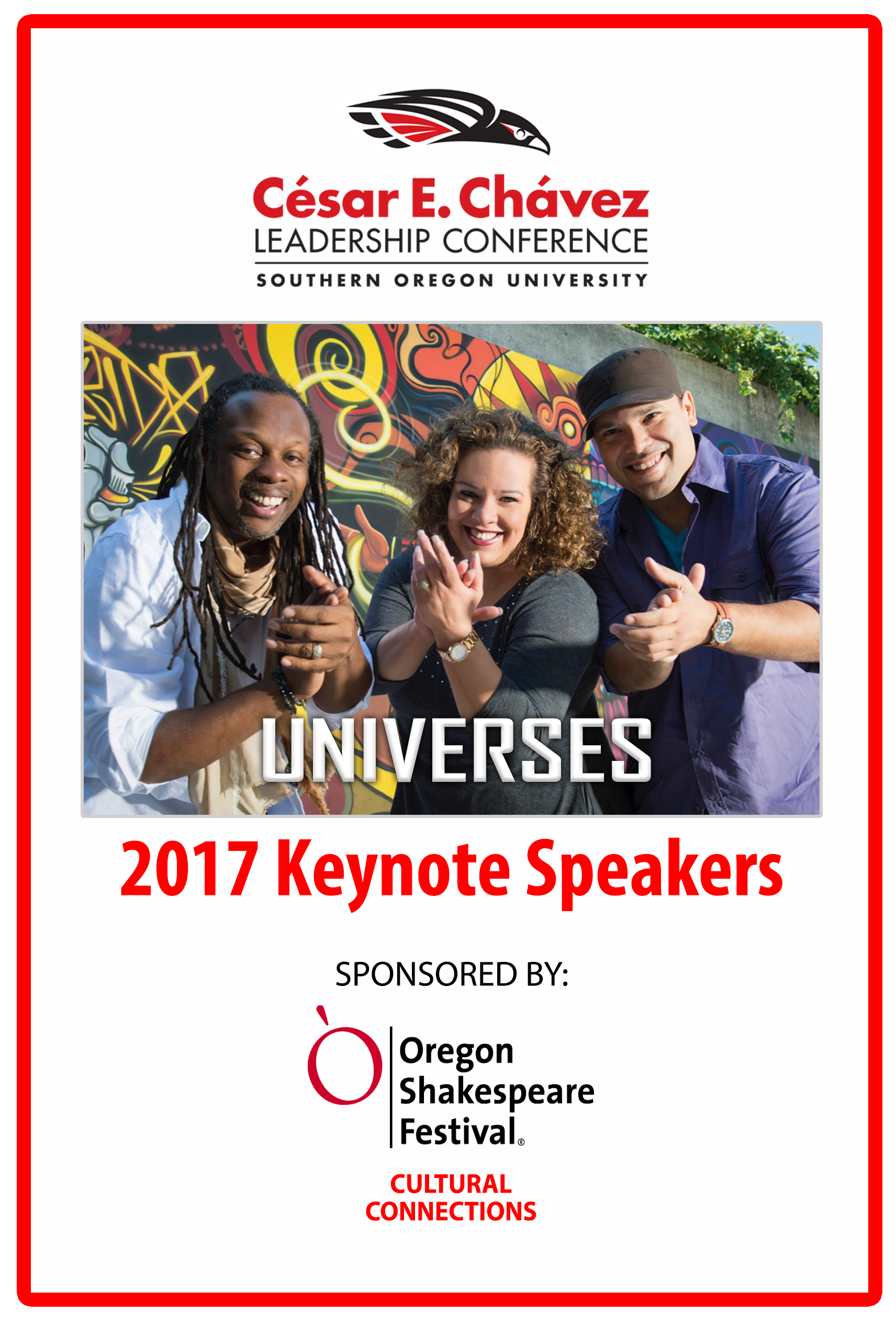 2017 Keynote Speakers