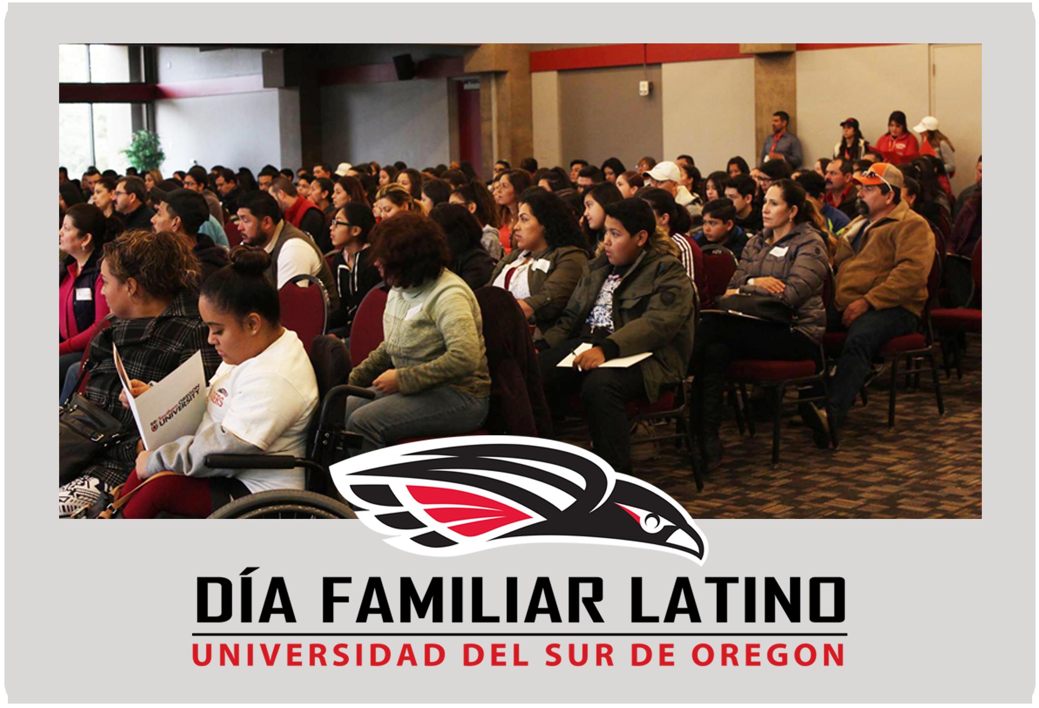 Latina Family Day Button