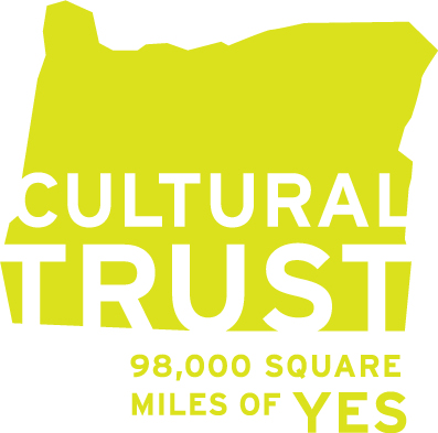 Oregon Cultural Trust 98,000 Square Miles of YES