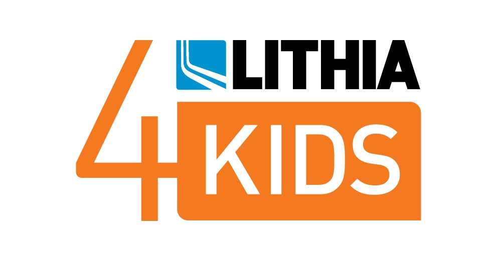 Lithia4Kids Logo