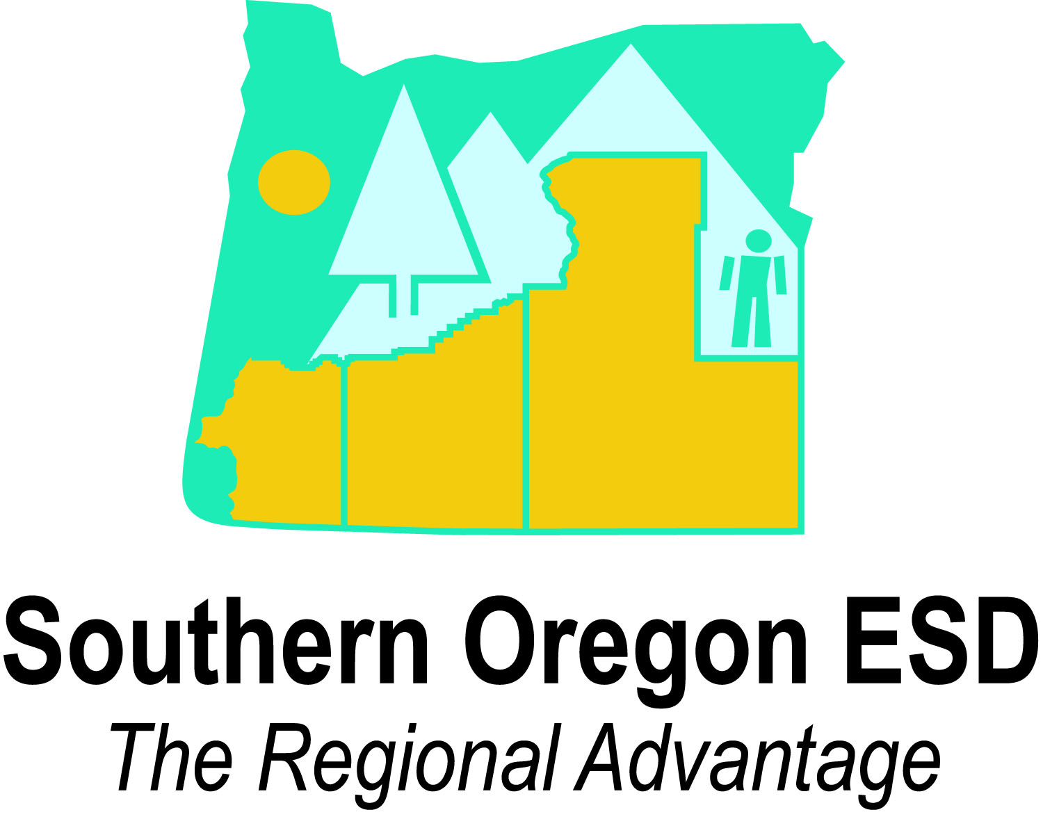 Southern Oregon Educational Service District Logo