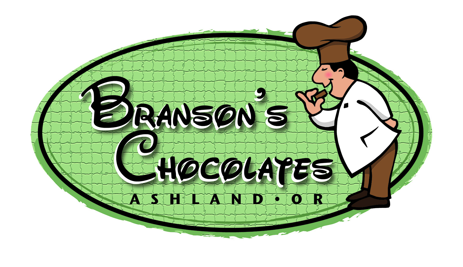 Bransons Chocolates Logo