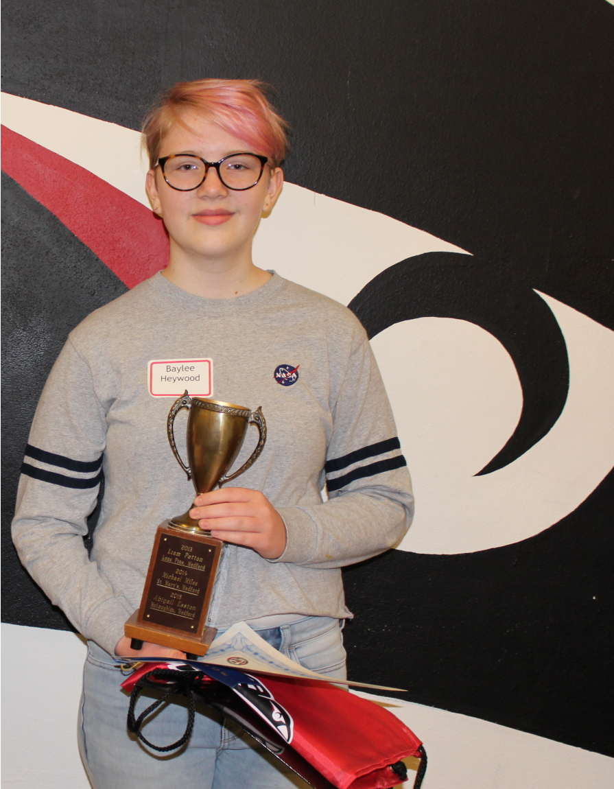 2018 Baylee Heywood JA CTY 1st place Div 2 3161